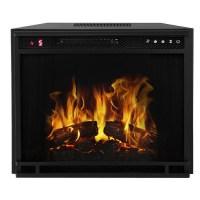 "Moda Flame 23"" LED Electric Firebox Fireplace Insert | eBay"