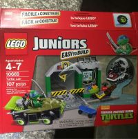 Juniors Easy To Build - Teenage Mutant Ninja Turtles ...