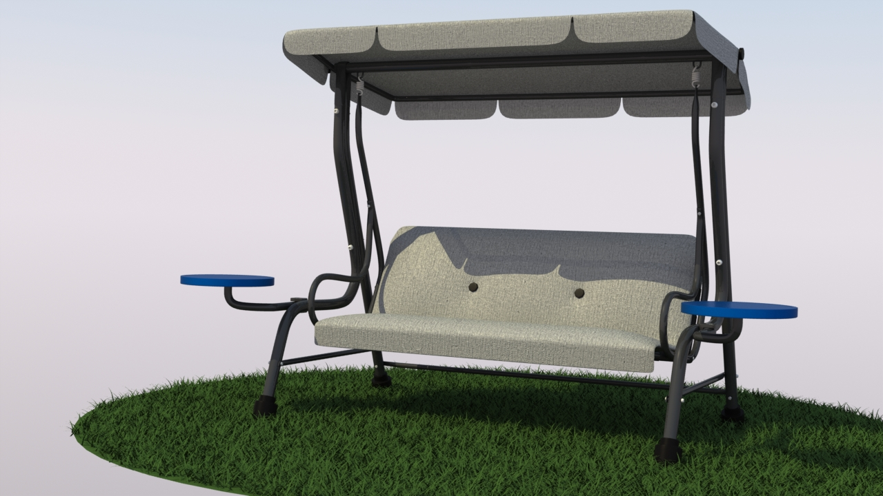Patio Swing  Ethereal 3D  Online Store