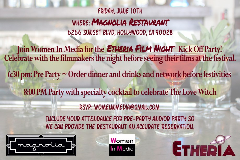 Etheria June 10 Kick Off Party at Magnolia