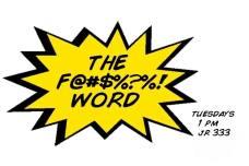 the f word at CSUN