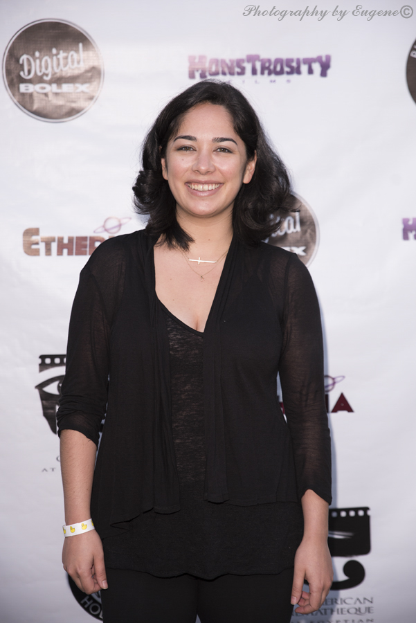 Chloe Okuno at Etheria Film Night 2015
