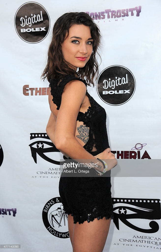 Cortney Palm at Etheria Film Night 2015