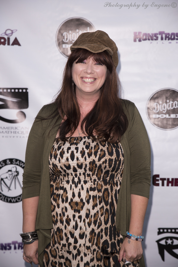 Leah Cevoli at Etheria Film Night 2015