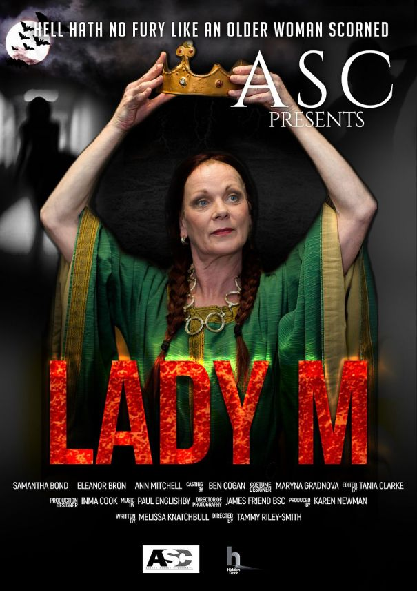 Lady M - directed by Tammy Riley Smith