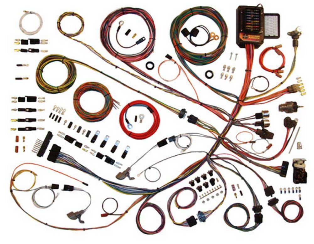 medium resolution of 61 66 ford p u wiring harness