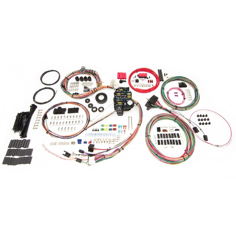 hight resolution of 73 87 gm p u wiring harness 27 circuit