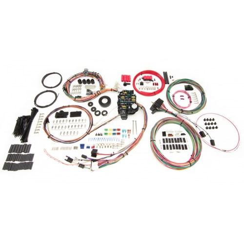 small resolution of 73 87 gm p u wiring harness 27 circuit
