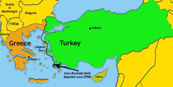 Greeces Shifting Position on Turkish Accession to the EU