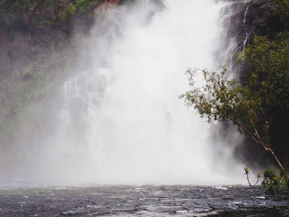 Pounding Waterfalls