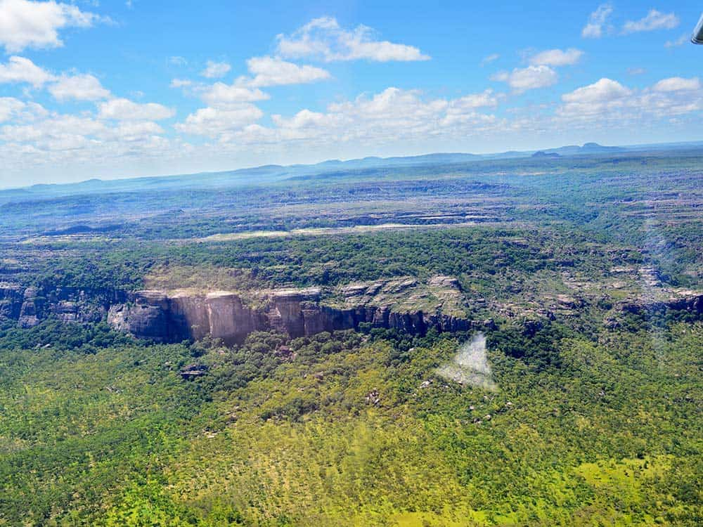 Arnhemland escarpment
