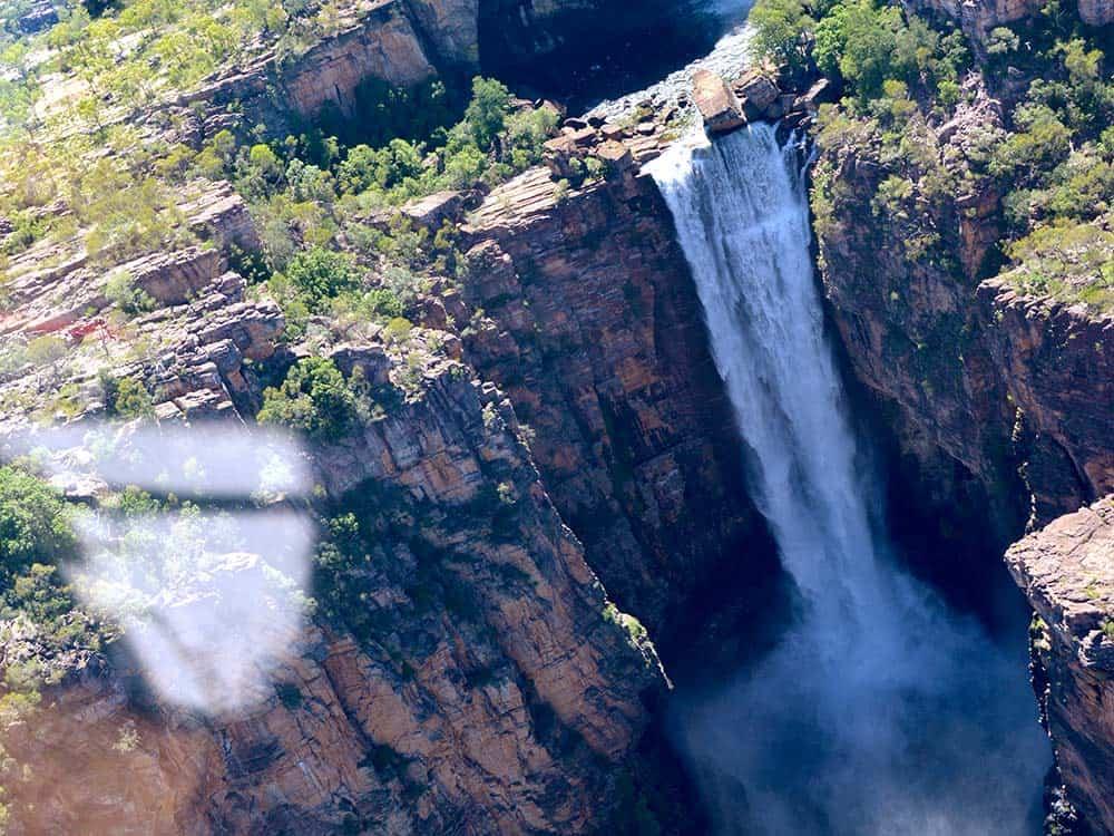 Wet Season Jim Jim falls