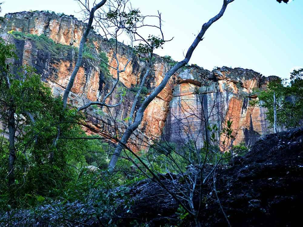 Kakadu escarpment - colours of kakadu by ethical adventures