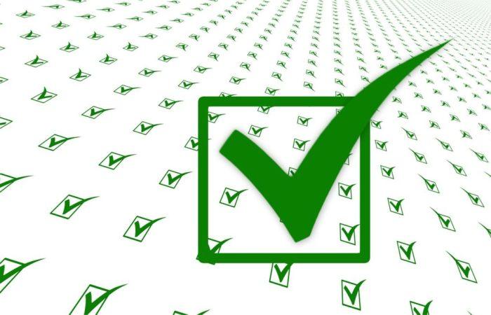 Niche Selection Checklist