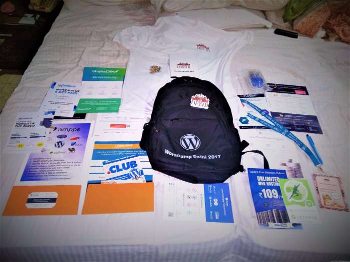 Gifts of the WordPress (with Love) [WordCamp Delhi 2017]