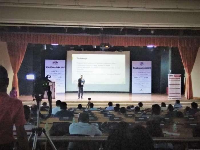 Inside the Hall [WordCamp Delhi 2017 (4)]
