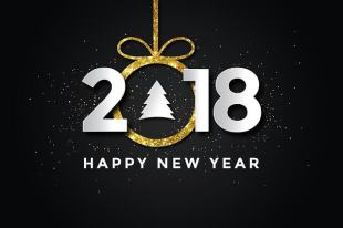 Happy New Year 2018: Let's Become More Successful in This Brand New Year (Fast)