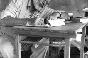 Writing Fiction with Hemingway