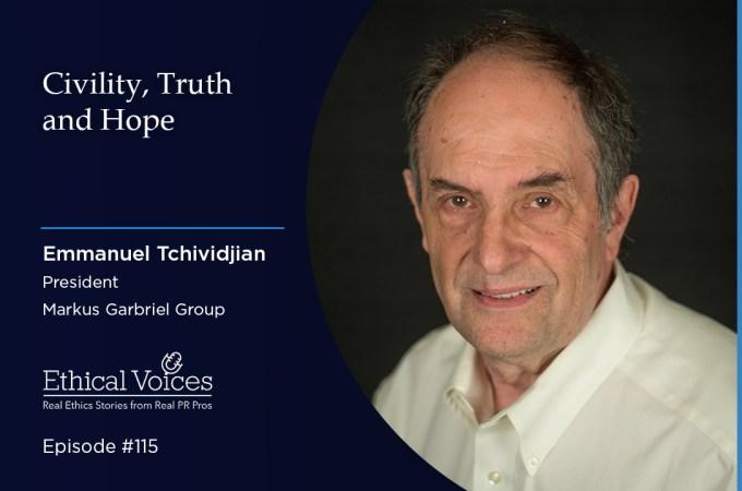 Civility, Truth and Hope - Emmanuel Tchividjian