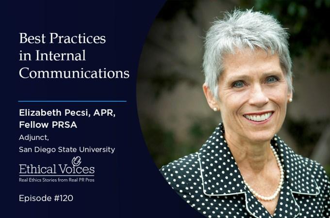 Best Practices in Internal Communications Ethics – Elizabeth Pecsi