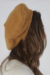 beret-camel