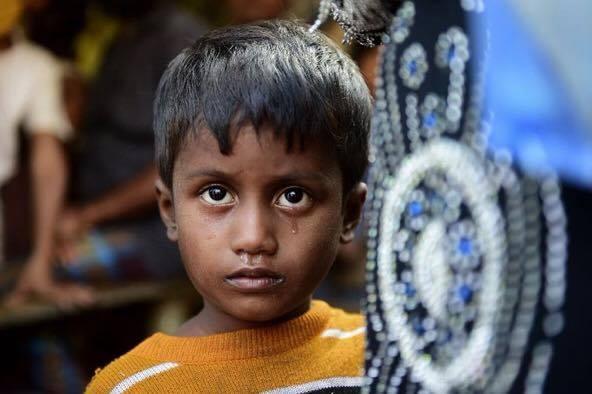 Rohingyas children