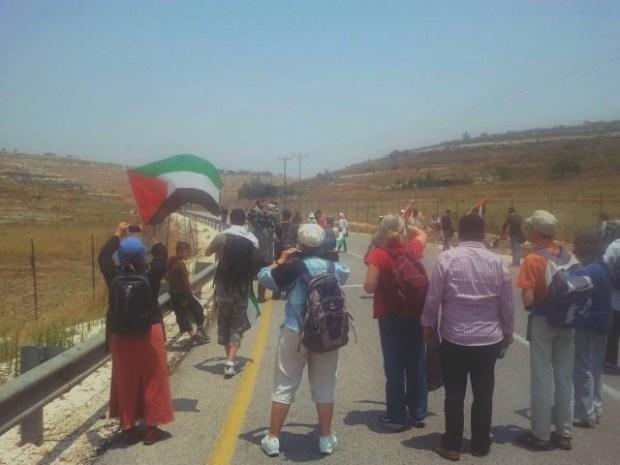 palestine-manifestation-pacifique-pacifiste-resistance