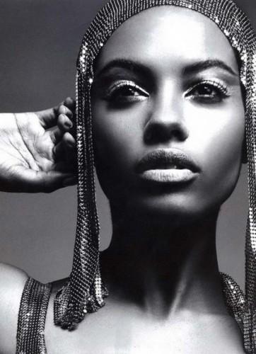 Ethio Beauty  TOP BLACK MODELS 2013  FEMALE