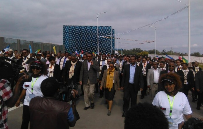 Ethiopia's industrial parks attracting export-oriented foreign companies