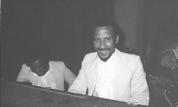 Hailu Mergia in 1977.