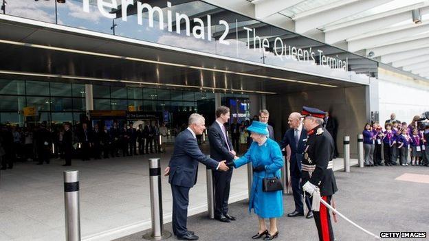 Queen Elizabeth Terminal 2