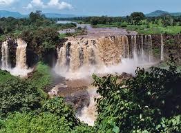 Blue Nile Falls Wallpaper Blue Nile Falls Tis Isat Falls Ethiopia Top Attractions