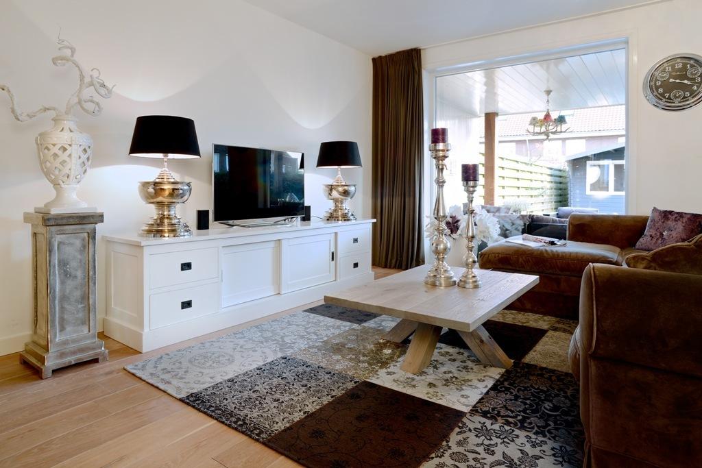 Mobile soggiorno bianco Credenze provenzali shabby chic