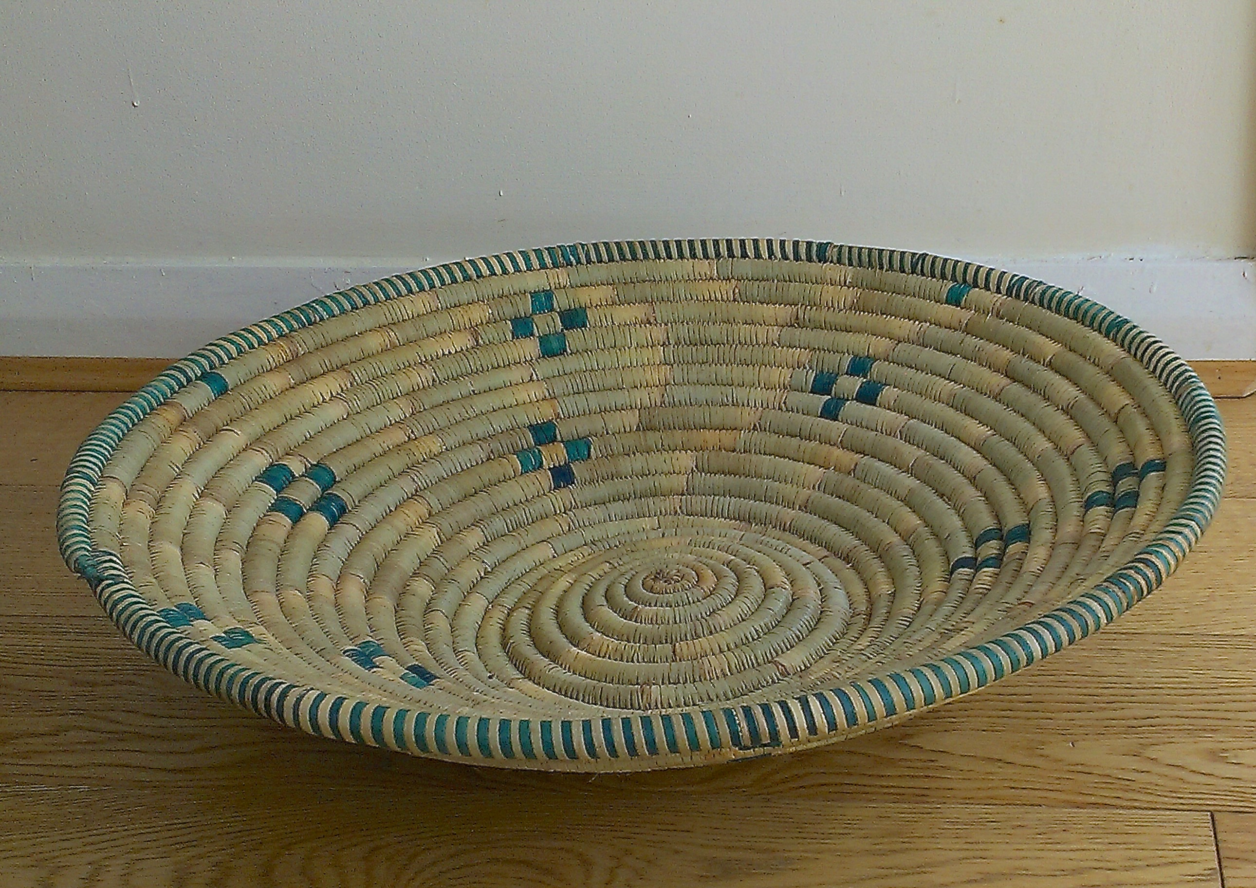 African fruit baskets from Uganda