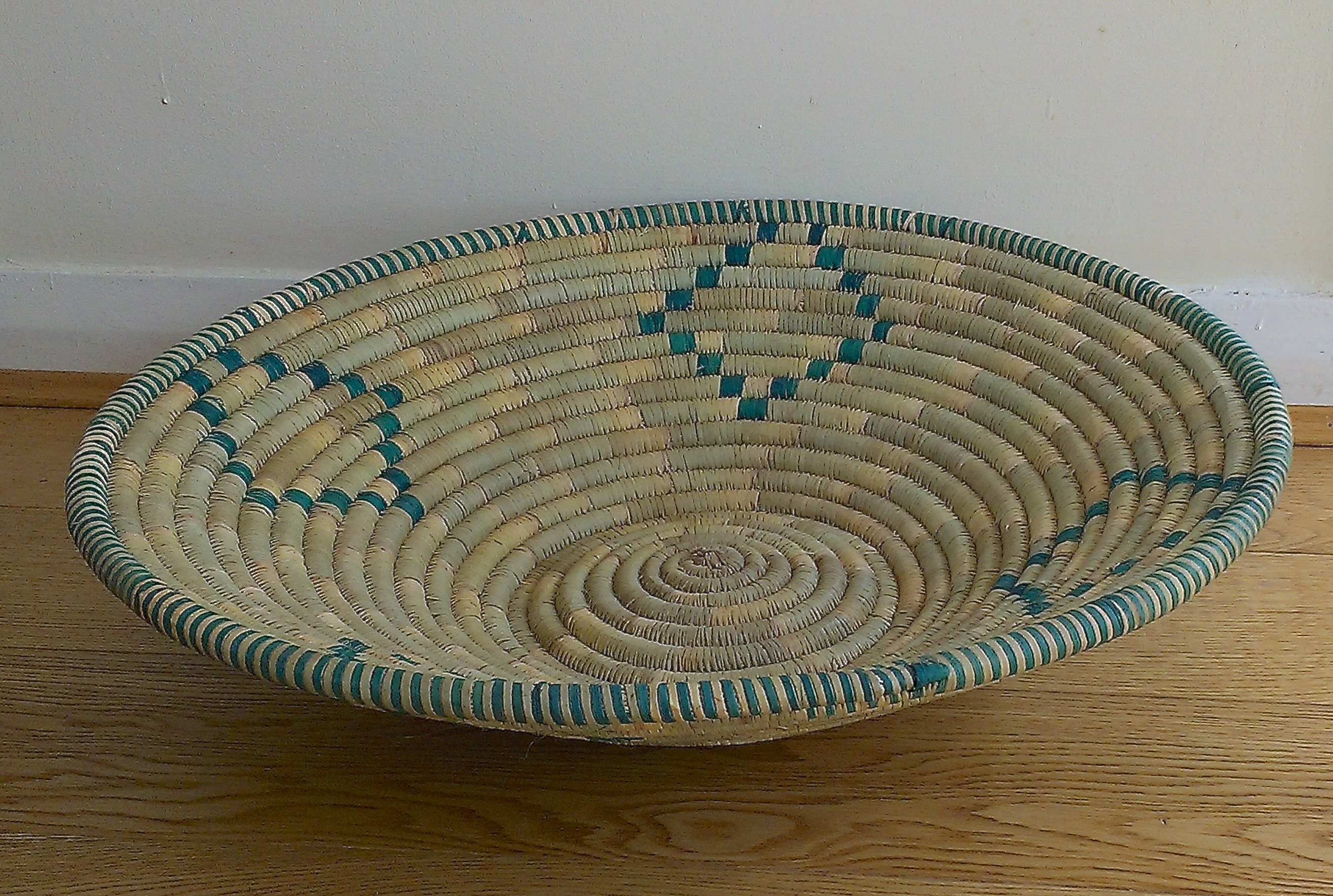 Fruit basket from Ruhanga
