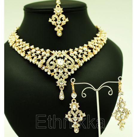 parure bijoux indiens pas cher