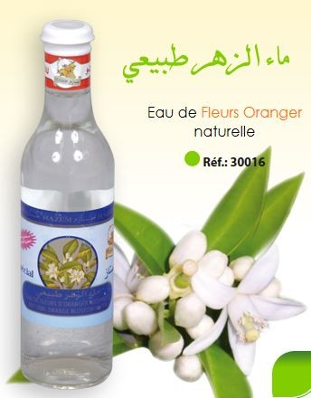 eau de fleur d oranger
