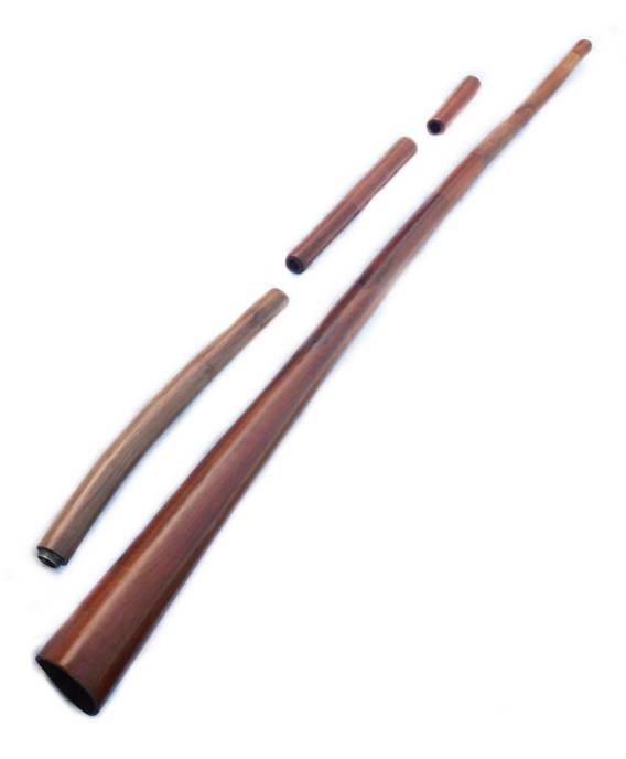 Multiple Drone Didgeridoo Replaceable Mouthpieces