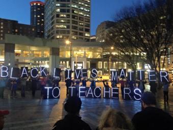 Black Lives Matter to Teachers