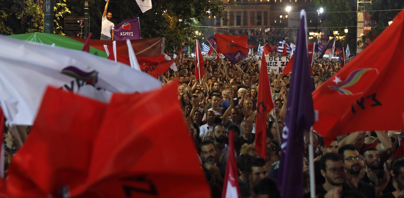 ΣΥΡΙΖΑ: Αντιδρούν οι «53» - Το κόμμα του 4% δεν τελειώνει