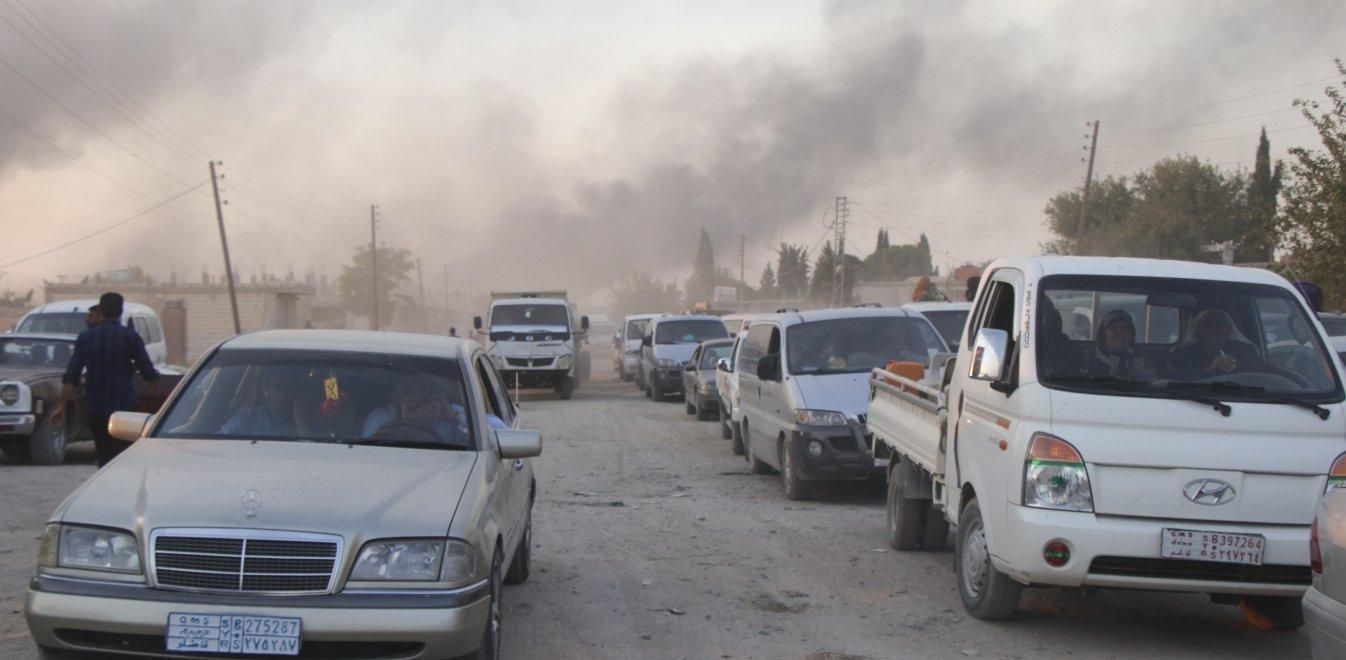 Ανάλυση για τη Συρία: Οι μεγάλοι κίνδυνοι από την τουρκική εισβολή