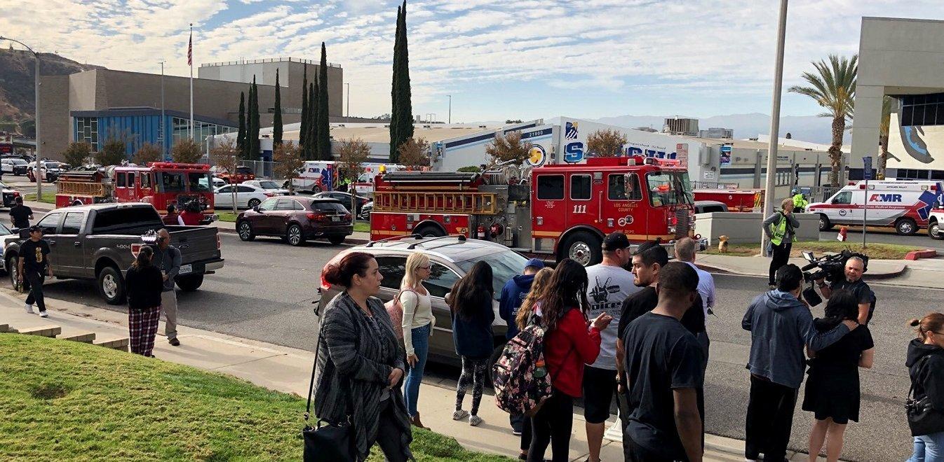 Πυροβολισμοί σε λύκειο στην Καλιφόρνια – Πληροφορίες για θύματα