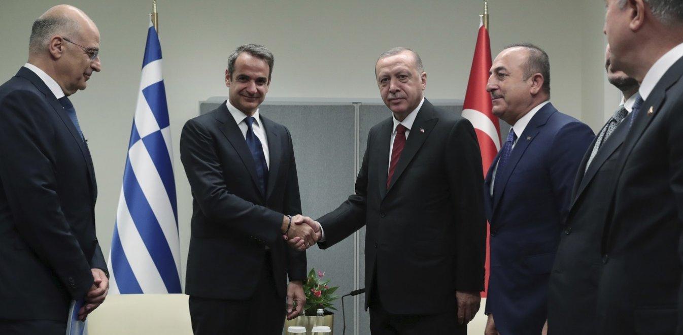 Συνάντηση Μητσοτάκη - Ερντογάν: Οι απαιτήσεις της Ελλάδας και η «θέση μάχης» της Τουρκίας