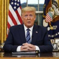 ΖΩΝΤΑΝΑ: Επείγουσα συνέντευξη Τύπου του Προέδρου Τραμπ από τον Λευκό Οίκο