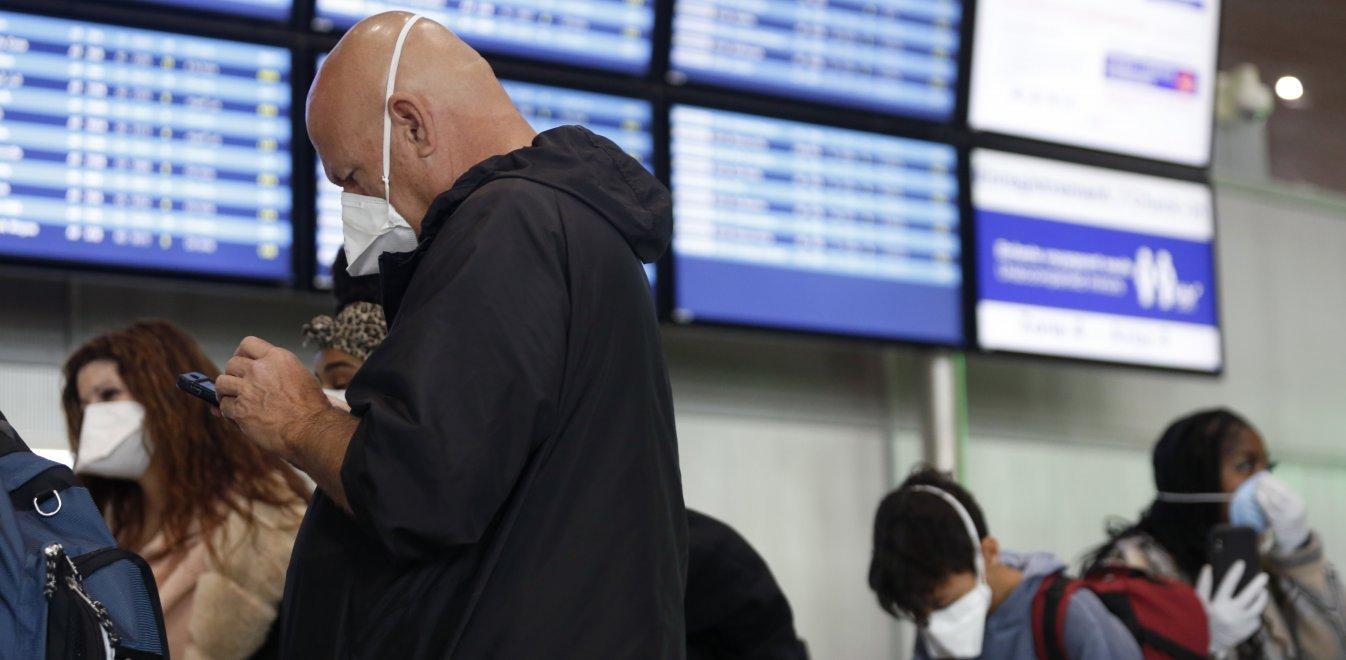 Κορονοϊός: Αεροδρόμια «φαντάσματα» με πτώση 92% - Αντιμέτωπες με την πτώχευση οι αεροπορικές