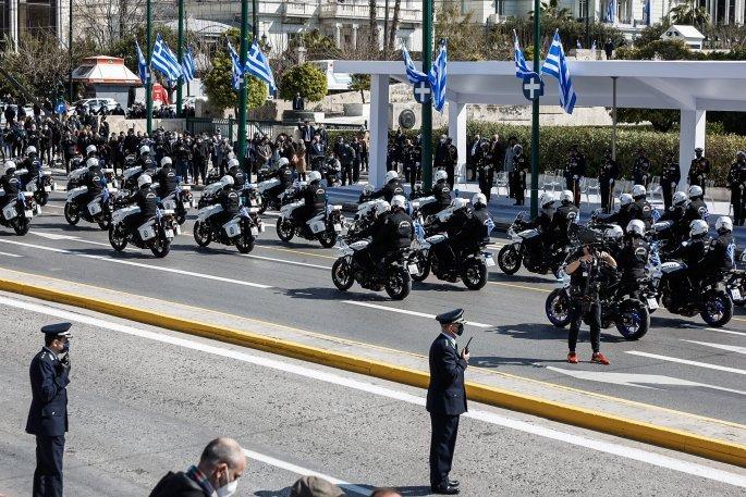 παρέλαση 25 Μαρτίου