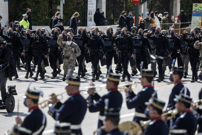 25η Μαρτίου, παρέλαση