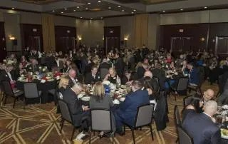 Dallas Area Professional Gala Photography
