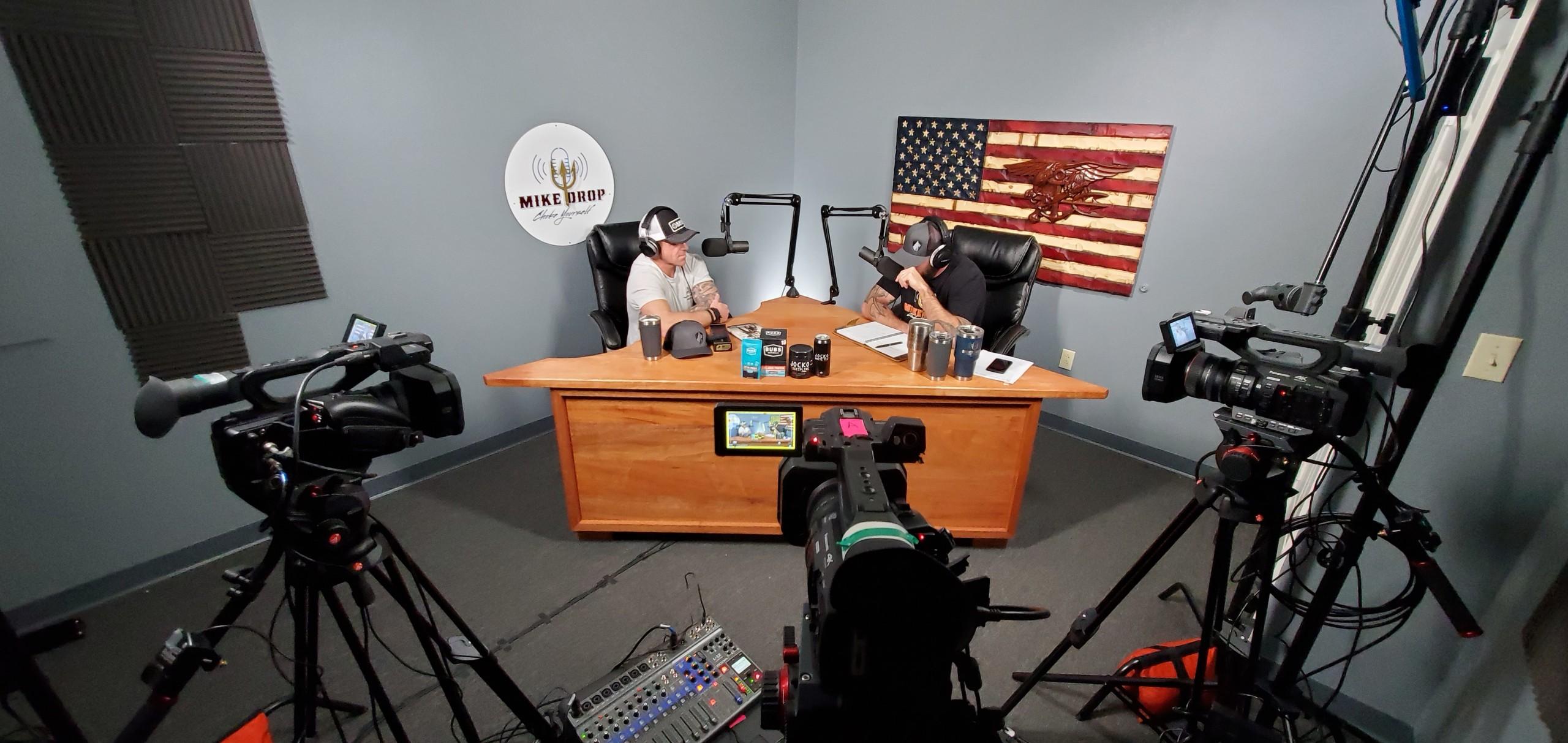 Dallas Video Podcast Recording Service