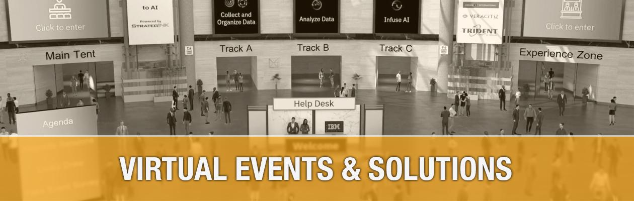 Virtual Event Production Company